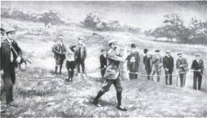histoire golf
