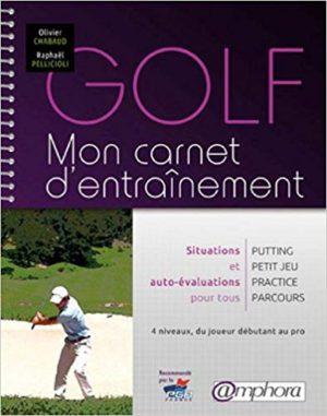 Golf : Mon carnet d'entraînement